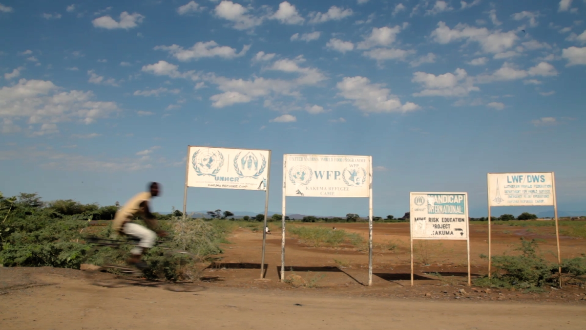 Kakuma Refugee Camp, Kenya